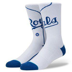 NEW Stance KC Royals Socks